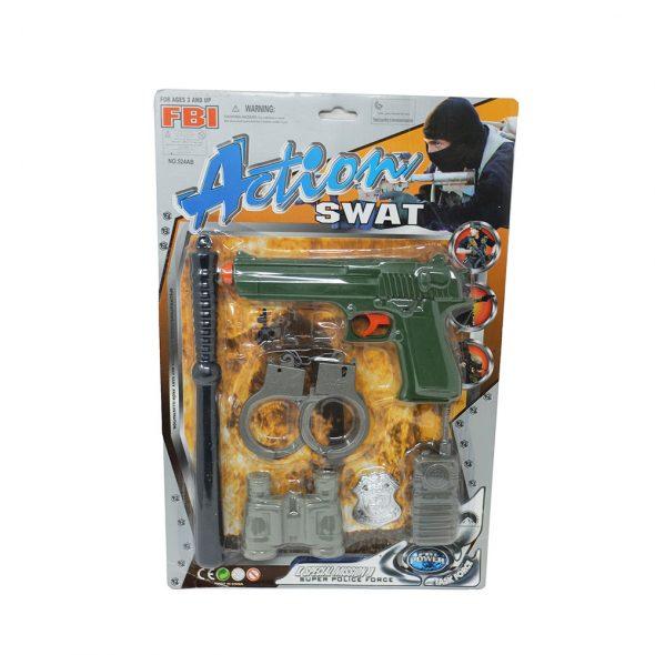 Toy Combat force gun