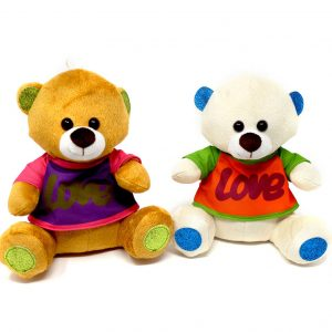 Bear with love jacket (2 colours mixed)
