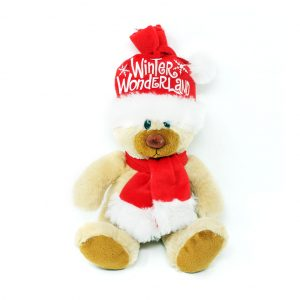 Winter Wonderland Bear – 8″