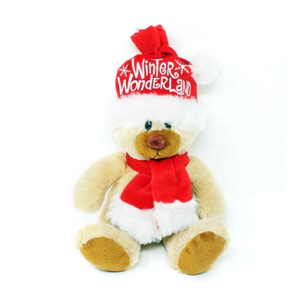 Winter Wonderland Bear – 8″