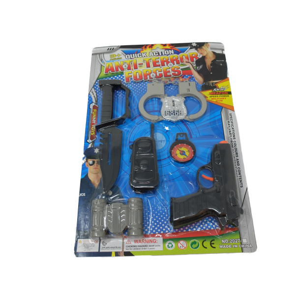 Toy Anti Terror gun