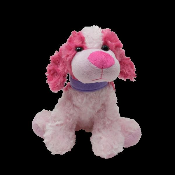 Pink dog – 8″
