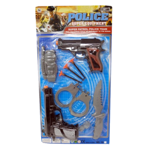 Police Super Equipment