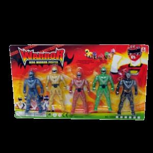 Warrior Fighter Figures