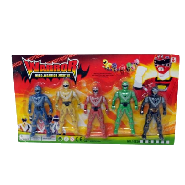 Warrior Fighter Figures