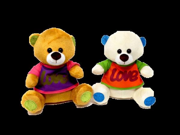 Medium – Bear with Love Jacket (2 colours mixed) – 12″