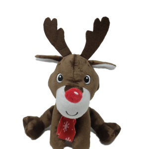 Christmas Reindeer Sitting – 8″