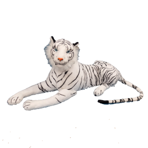 Wildlife tiger (white)- 46″