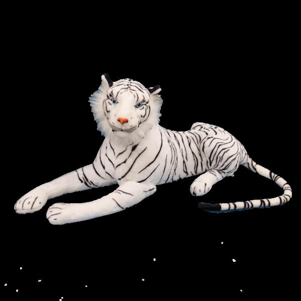 Wildlife tiger (white)- 46″