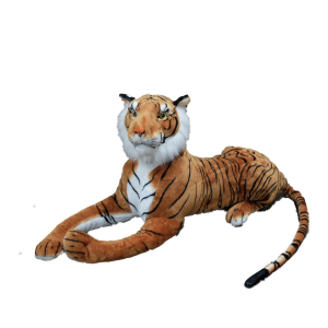 Wildlife tiger (Brown) – 46″