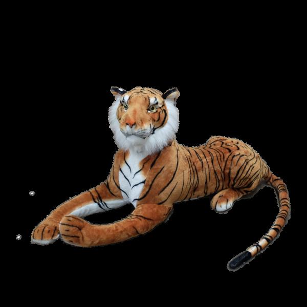 Wildlife tiger (Brown) – 46″