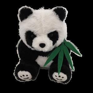 Panda with bamboo – 8″
