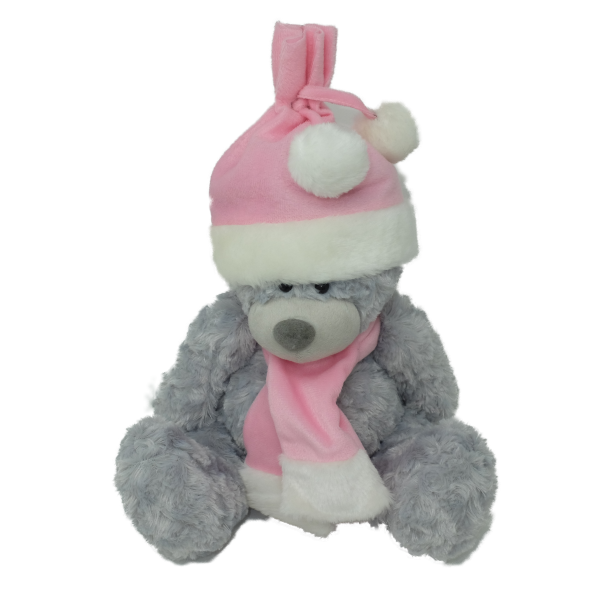 Grey bear (2 colours) – 28″