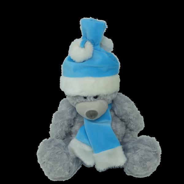 Grey bear (2 colours mixed) – 12″