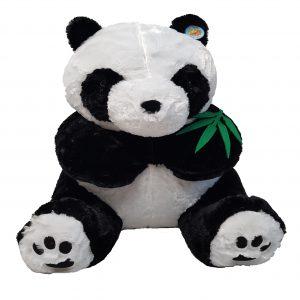 Panda with bamboo – 28″