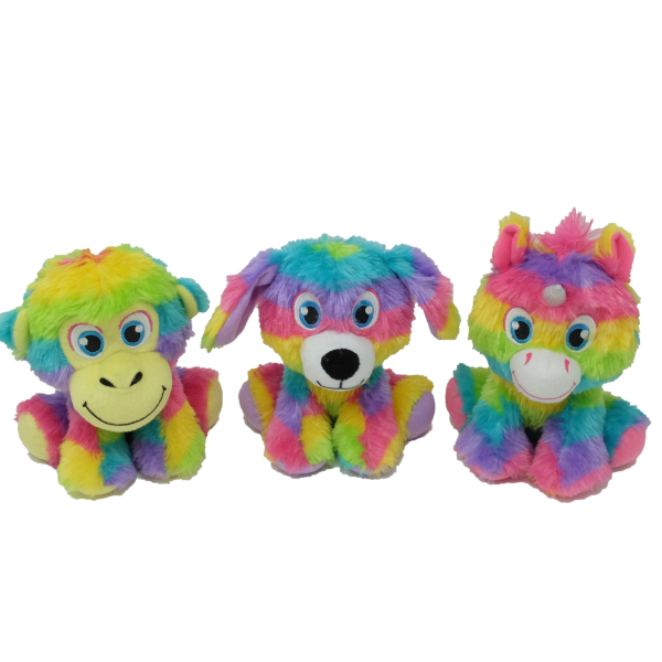 Assorted Rainbow Toys (3 assorted mixed) – 8″
