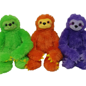 Sloth (3 colours) mixed – 8″