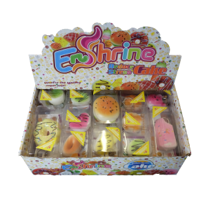 Squishies (Cakes) 24 per carton