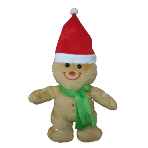 Gingerbread man – 10″