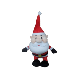 Christmas Santa with beard – 8″