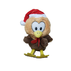 Christmas Turkey – 8″