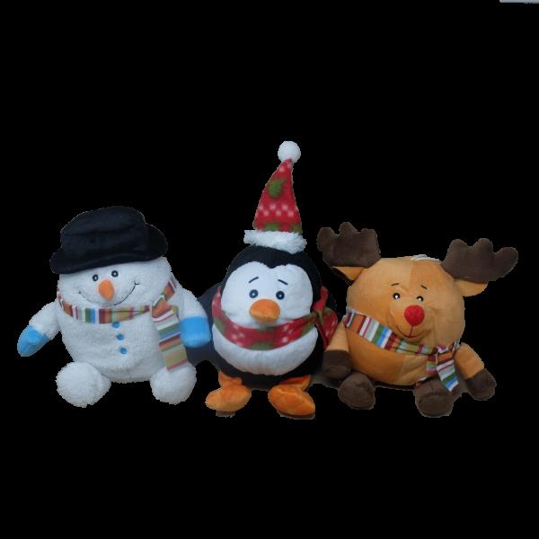 Christmas toys mixed – 8″