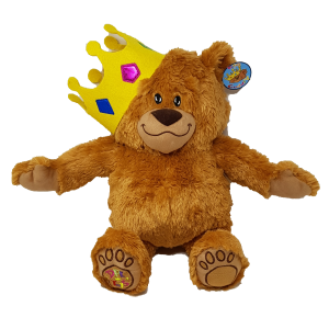 King Cuddly (2 colours mixed) – 8″