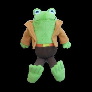 Freddy the frog – 8″
